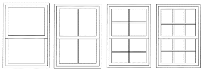 Timber Sash Window Styles